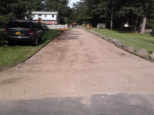 Before Paving