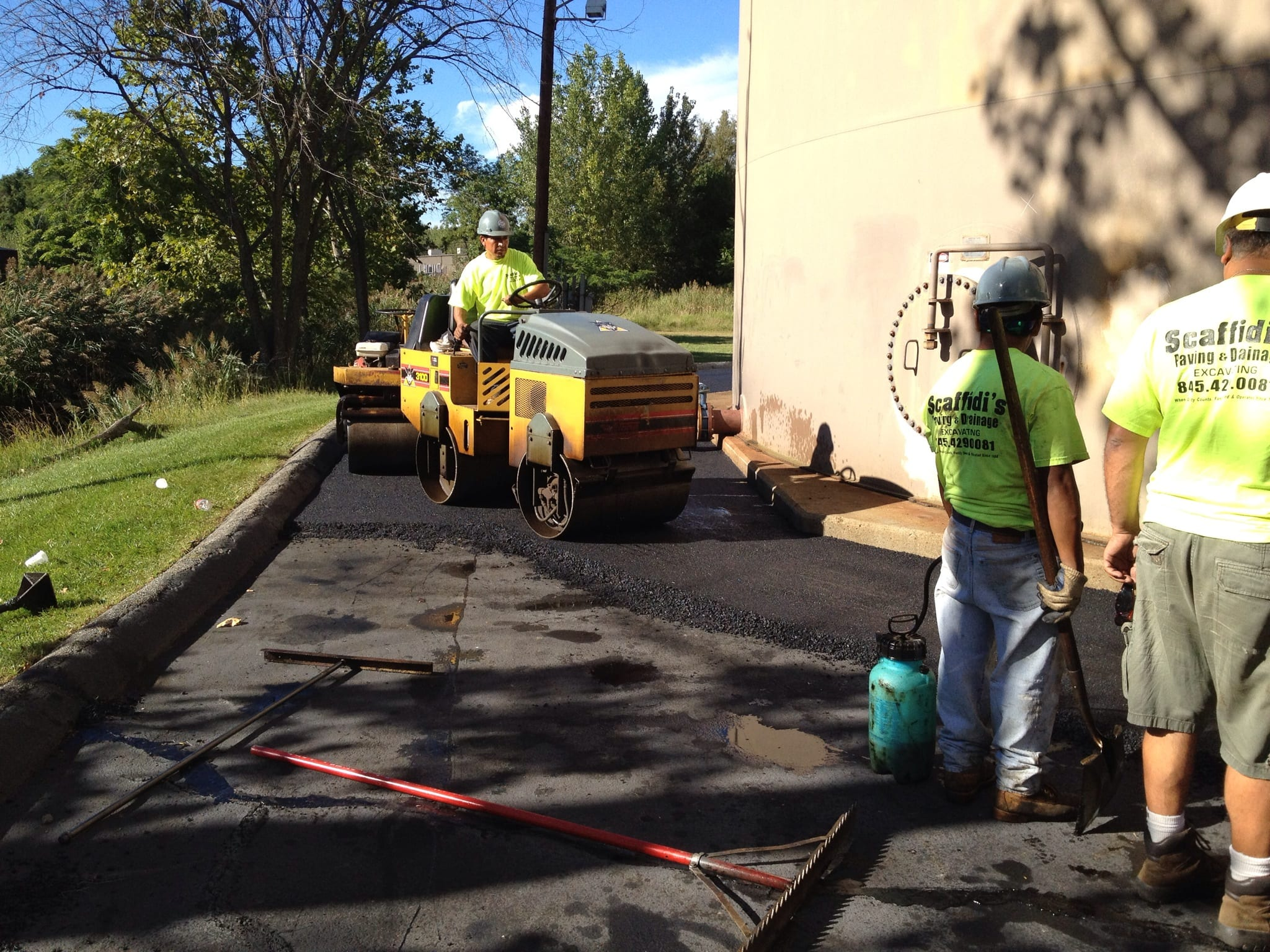 Commercial Paving
