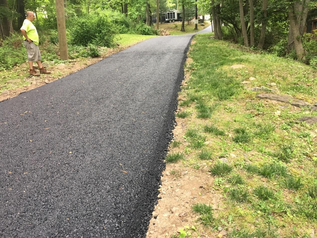 Private Road Paving