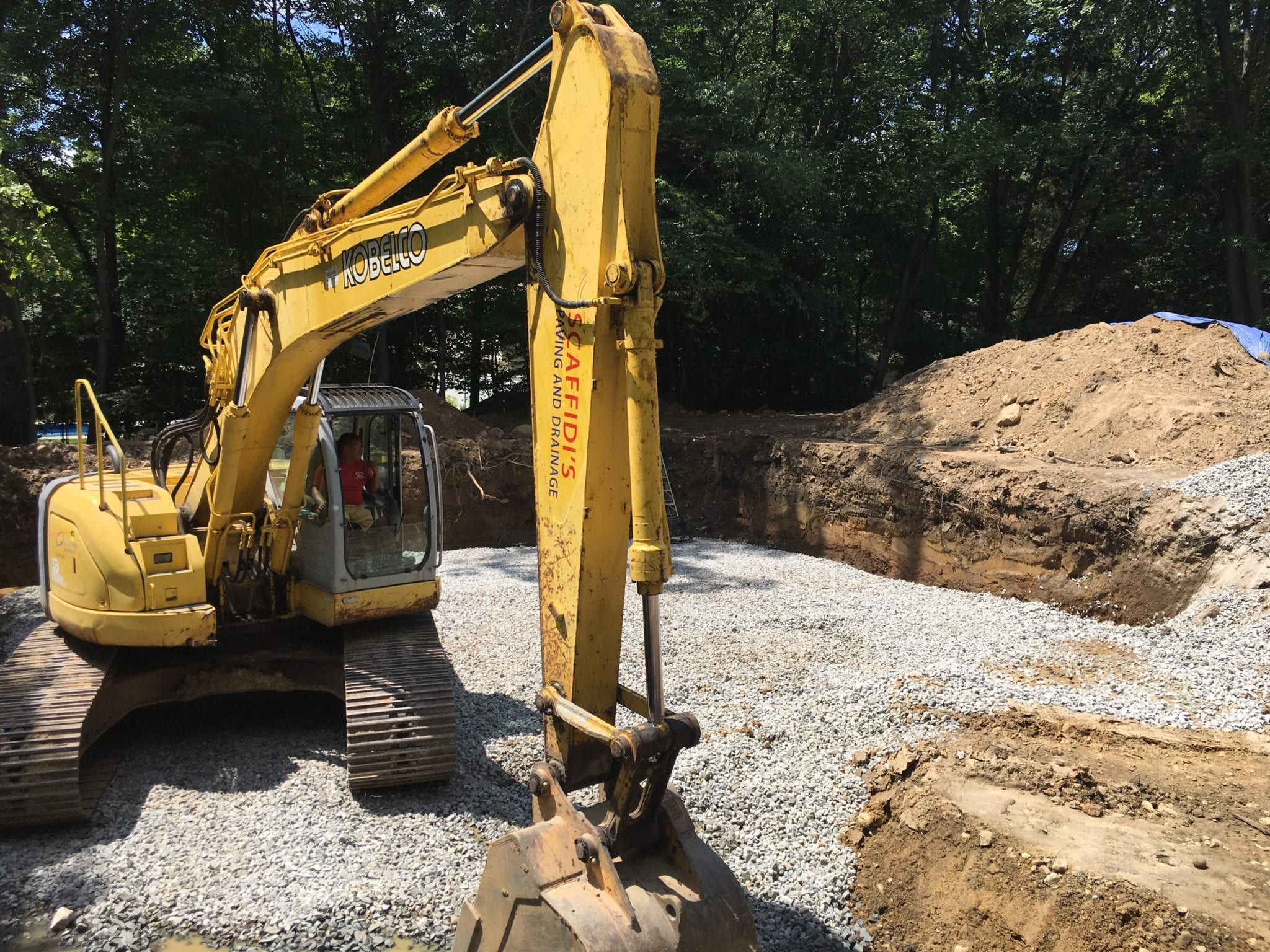 Commercial Excavating